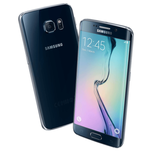 Samsung Galaxy S6 Edge 32GB с изогнутым экраном