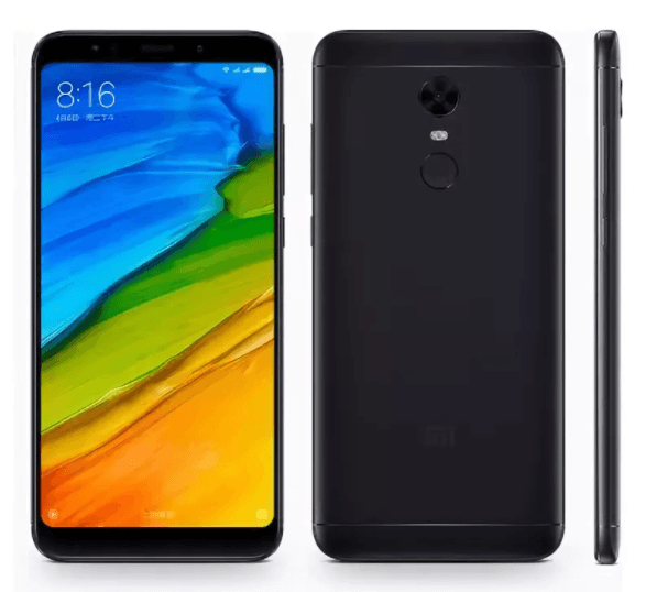 Xiaomi Redmi 5 Plus 4/64GB до 15000