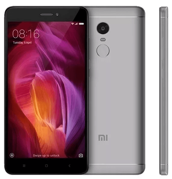 Xiaomi Redmi Note 4X 3/32GB до 15000