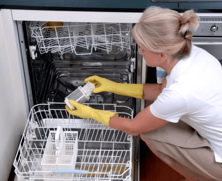 Как почистить посудомоечную машину в домашних условиях
