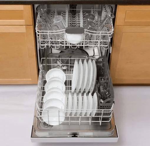 Уход за посудомоечной машинкой