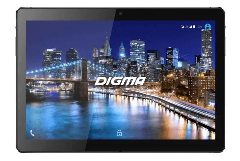 Digma CITI 1508 4G 10 дюймов