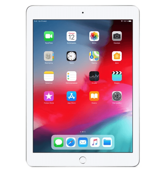Apple iPad (2018) 32Gb Wi-Fi 10 дюймов
