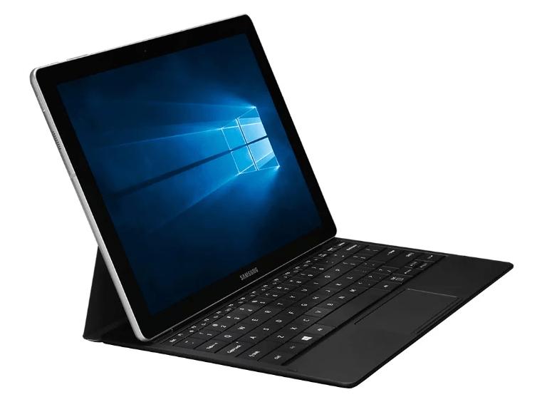Samsung Galaxy TabPro S 12.0 SM-W708 128 GB с клавиатурой