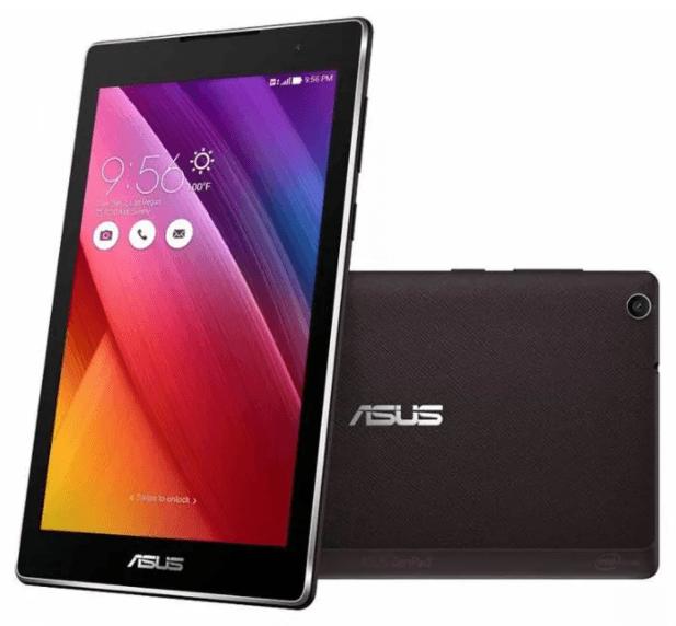 Асус с сим картой ASUS ZenPad C 7.0 Z170CG 16Gb