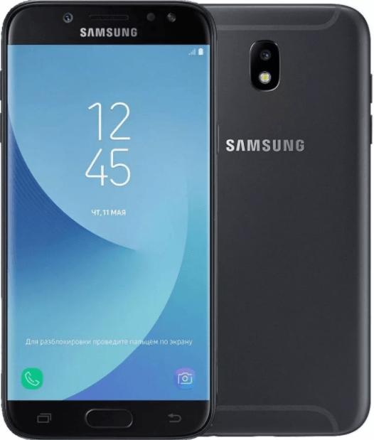 Корпус металл Samsung Galaxy J7 (2017)