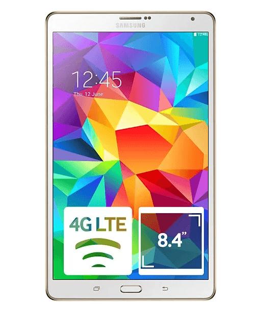 Планшет Самсунг с хорошей камерой Samsung Galaxy Tab S 8.4 SM-T705 16GB