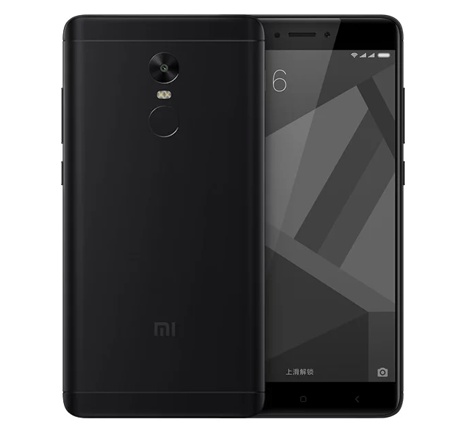 Сяоми с 2 симками Xiaomi Redmi Note 4X 3/32GB