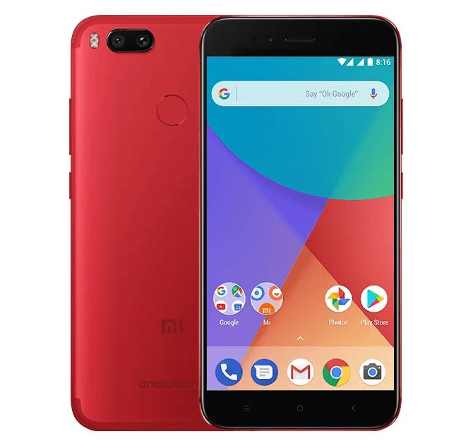 Сяоми с 2 симками Xiaomi Mi A1