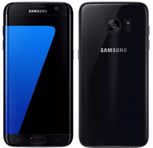 Изогнутый Samsung Galaxy S7 Edge 32GB