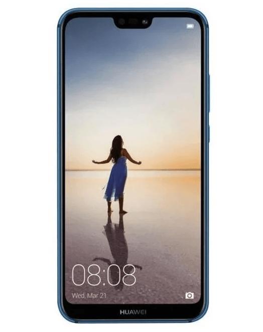 Huawei P20 Lite с двойной камерой