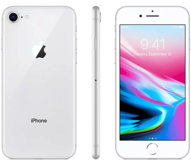 Apple iPhone 8 Plus 64GB с двойной камерой