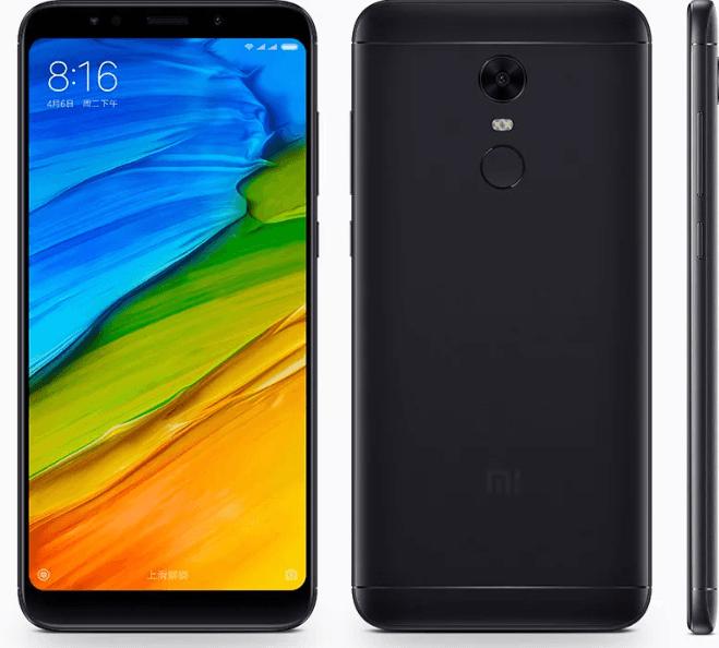 Xiaomi Redmi 5 Plus 4/64GB с хорошей озу