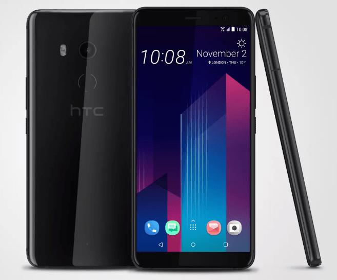 HTC U11 Plus 128GB с хорошей озу