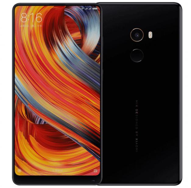 Xiaomi Mi Mix 2 8/128GB с хорошей озу