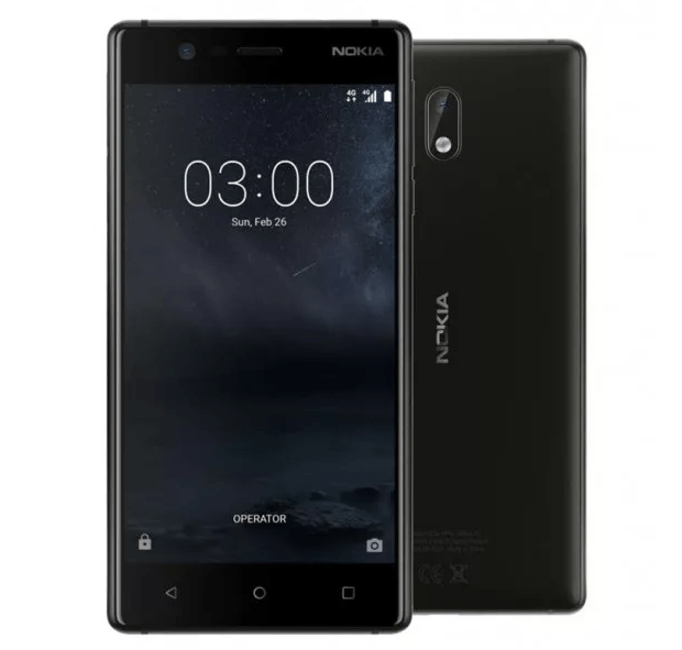 Nokia 3 Dual Sim с нфс