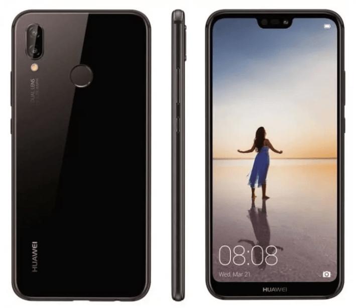 Huawei P20 Lite с нфс