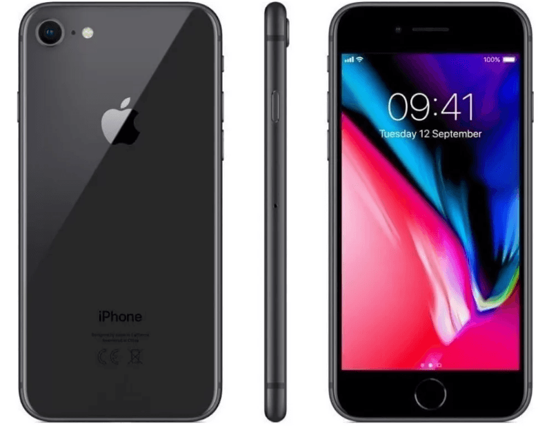 Apple iPhone 8 с нфс