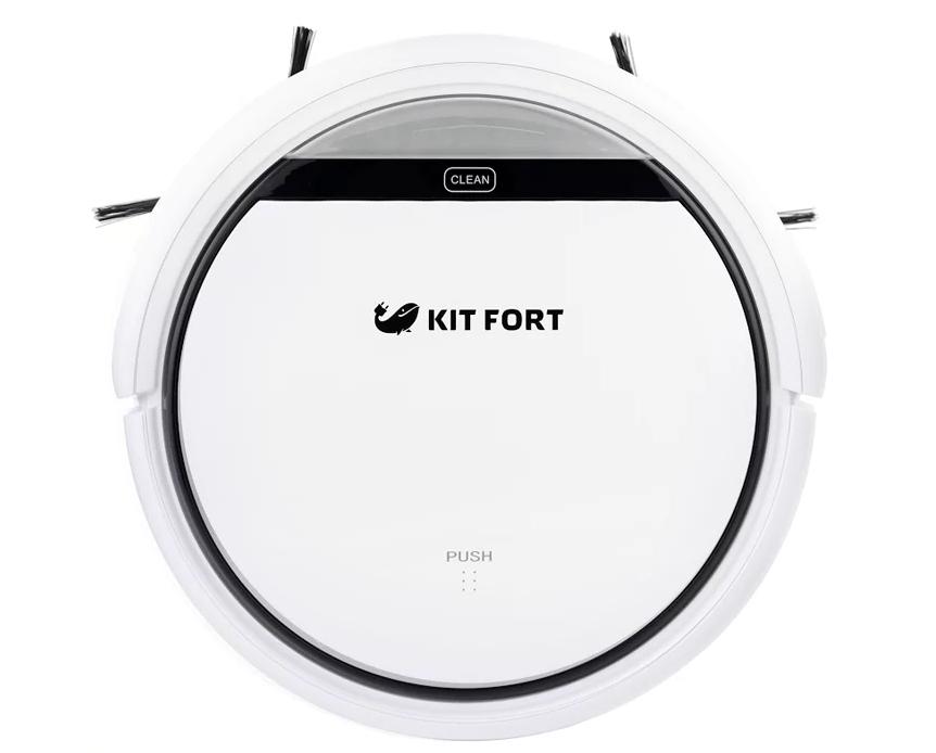 Kitfort KT-518 робот 2018
