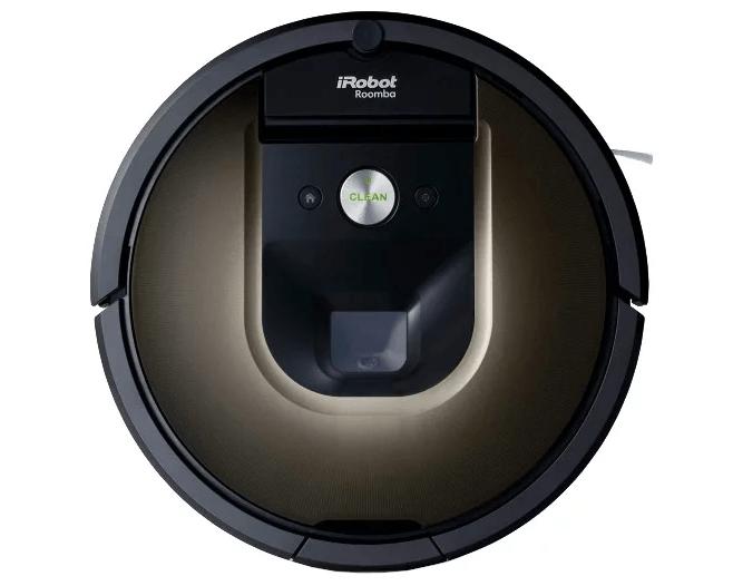 iRobot Roomba 980 робот 2018