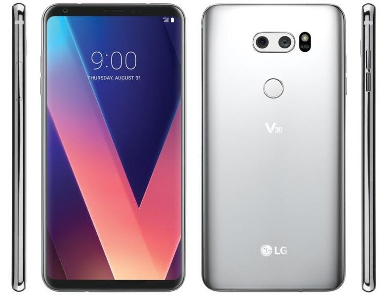 LG V30+ с нфс
