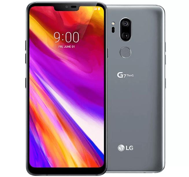 LG G7 ThinQ 128GB до 50 тыс