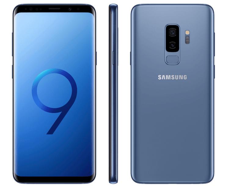 Samsung Galaxy S9 64GB до 50 тыс
