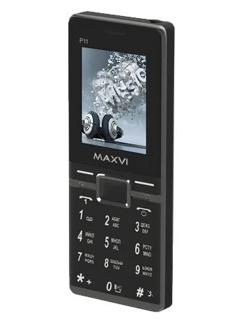 MAXVI P11 с 3 сим картами
