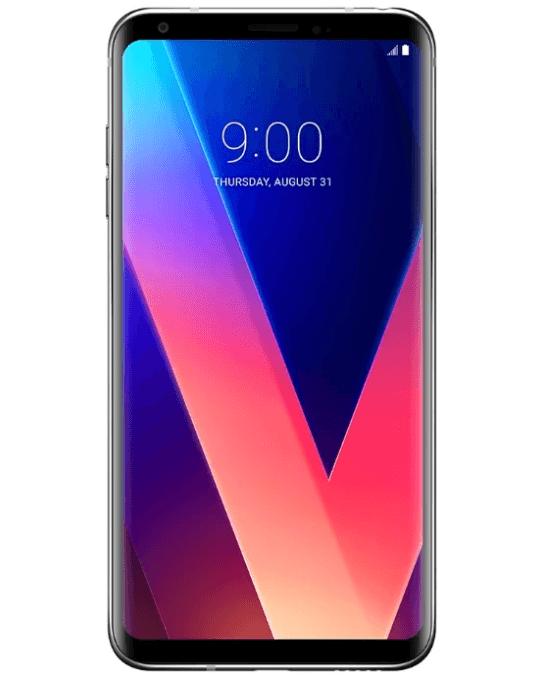 LG V30+ на снапдрагон