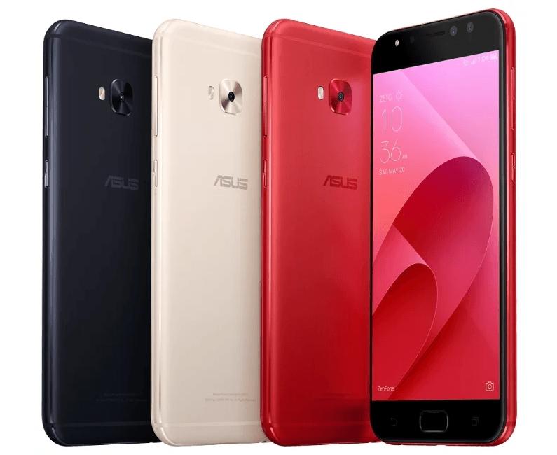 ASUS ZenFone 4 Selfie Pro ZD552KL 4GB на снапдрагон