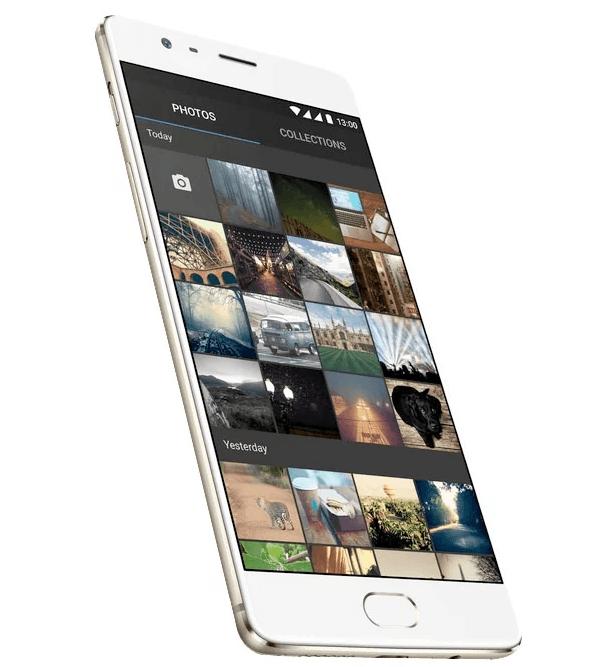 OnePlus 3 64GB на снапдрагон