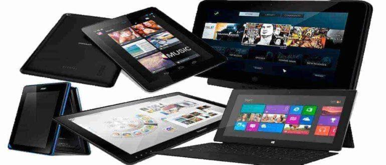 5 лучших планшетов с функцией телефона