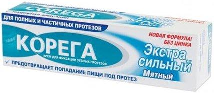 Лучший крем для зубных протезов в 2021 году