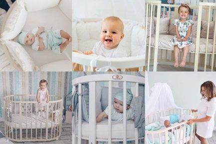 Лучшие детские кроватки для новорожденных в 2020 году