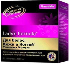 Лучшие витамины для женщин 30 лет в 2021 году