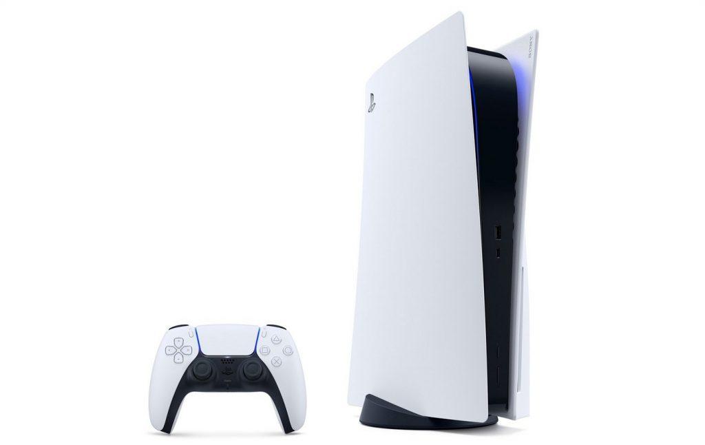 Стационарная приставка PlayStation 5