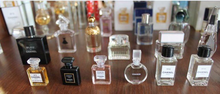 ТОП-10 лучших весенних женских ароматов 2020 года