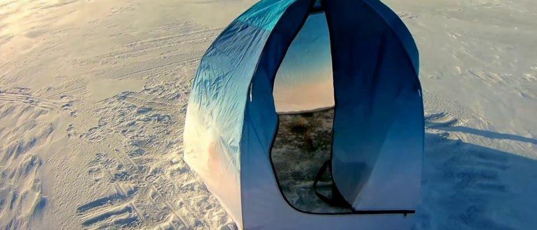 Лучшая зимняя палатка 2019 года - 10 ТОП рейтинг лучших
