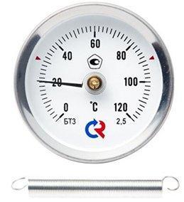 Лучший термометр биметаллический в 2019-2020 году