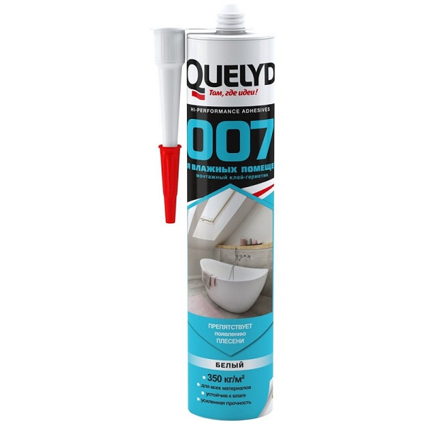 """Клей-герметик QUELYD """"007"""""""