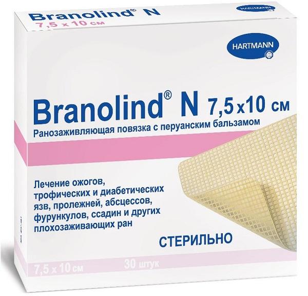 Мазевая повязка «Бранолинд»