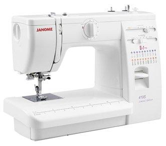 Лучшие швейные машины Janome в 2021 году