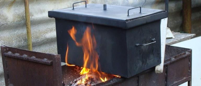 Как выбрать коптильню для горячего и холодного копчения. Лучшие советы по выбору оборудования для копчения