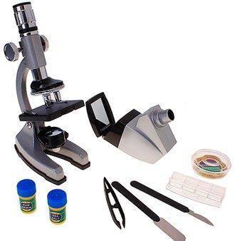 Лучший микроскоп для школьника в 2021 году