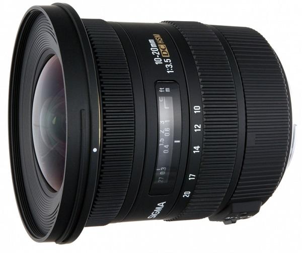 AF 10-20mm f/3.5 EX DC HSM