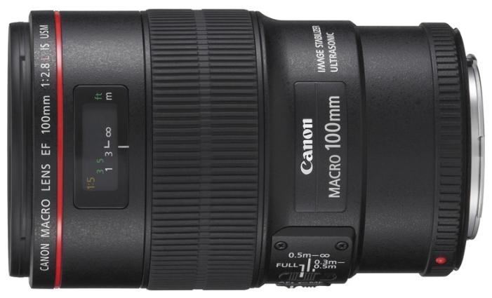 EF100mm f/2.8L Macro ISUSM