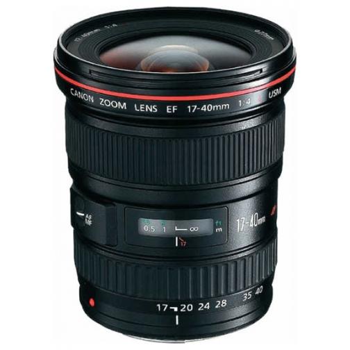 EF17-40mm f/4LUSM
