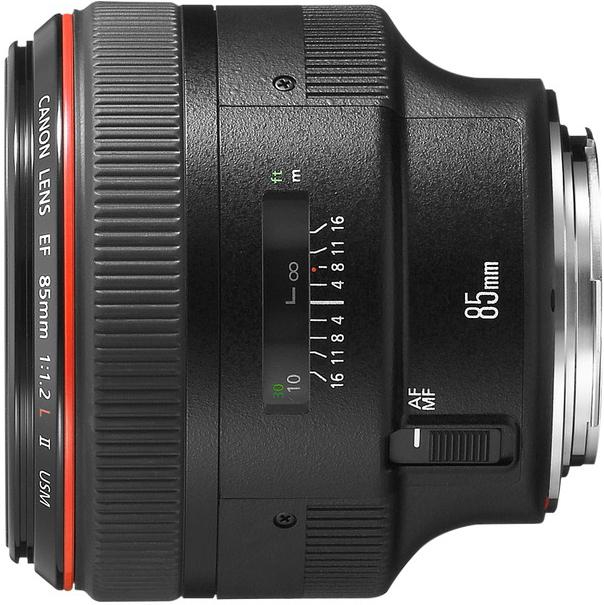 EF85mm f/1.2LIIUSM
