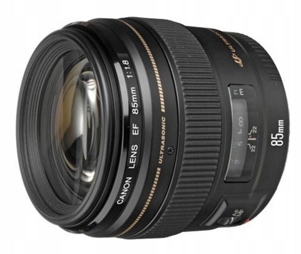 EF85mm f/1.8USM