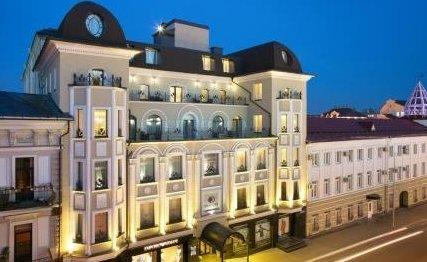 Лучшие отели Казани в 2021 году
